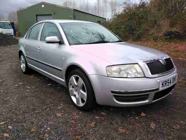 Skoda Superb Elegance 2004