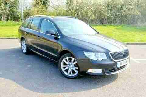 Superb Estate,2.0 TDI SE CR 4x4,