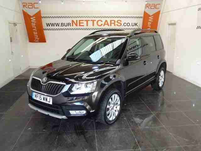 Skoda Yeti ELEGANCE. Skoda car from United Kingdom