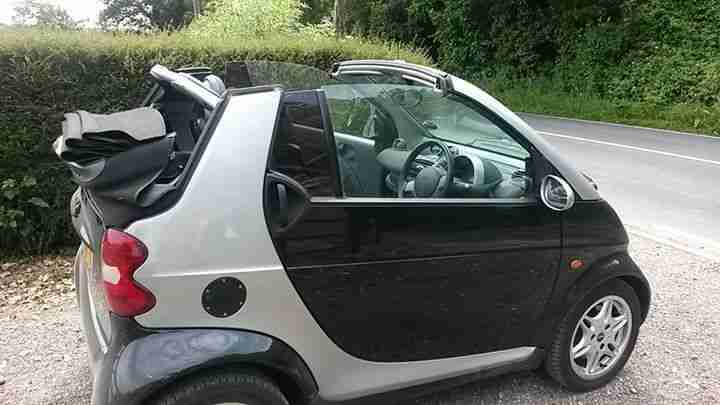 Smart Cabriolet Electric Heating Seats
