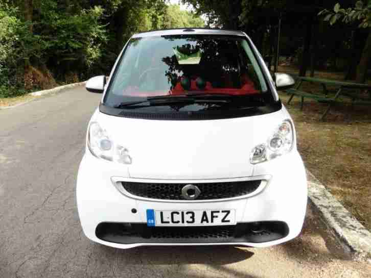 Smart Car Fortwo Cabrio PASSION MHD