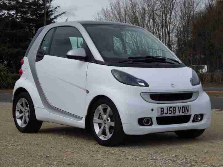 Smart Car Fortwo Coupe PASSION MHD TOP-SPEC
