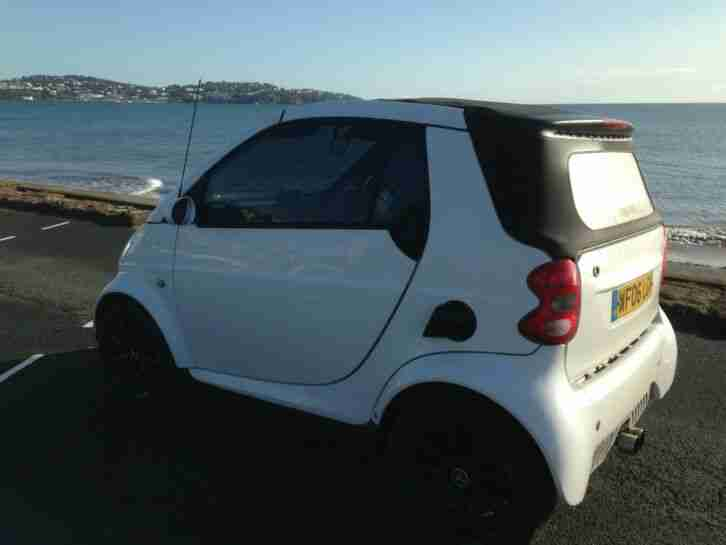 Smart Car Fortwo Grand style Auto Convertible