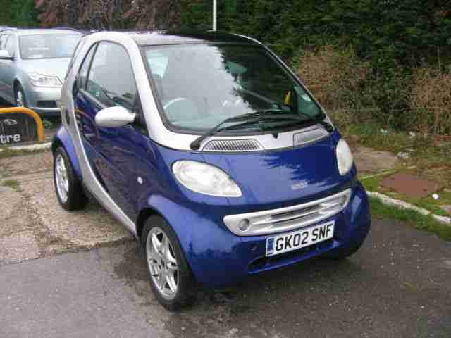 Smart Car Smart 0.6 Semi-Automatic 2002MY Passion