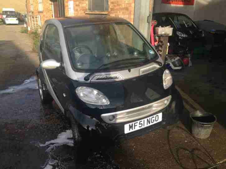 Smart Car Spares or Repair RHD Clean Condition NO RESERVE