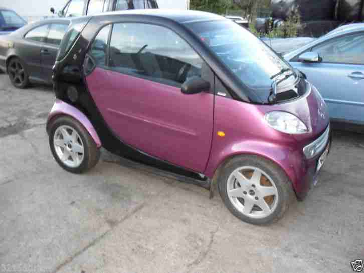Smart Car fourtwo petrol,