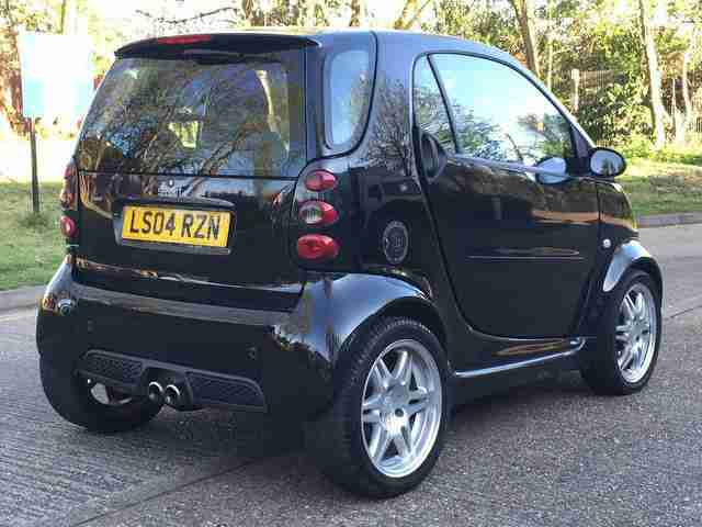 Smart City 0.7 Brabus 3dr Good Condition