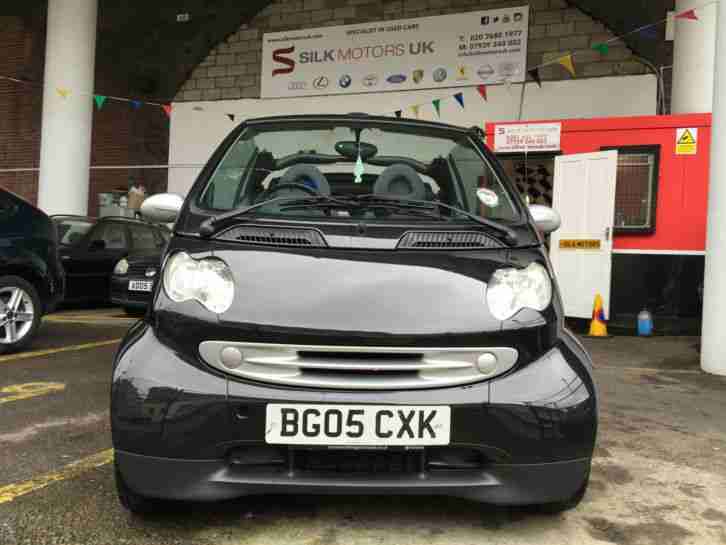 Smart City 0.7. Smart car from United Kingdom