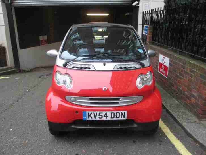Smart City-Coupe Passion 2dr Auto 0.7 MOT SEPTEMBER 2015 1 OWNER, FULL HISTORY