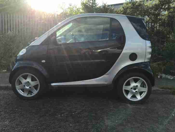Smart City Passion Fortwo NO RESERVE AUCTION!!!