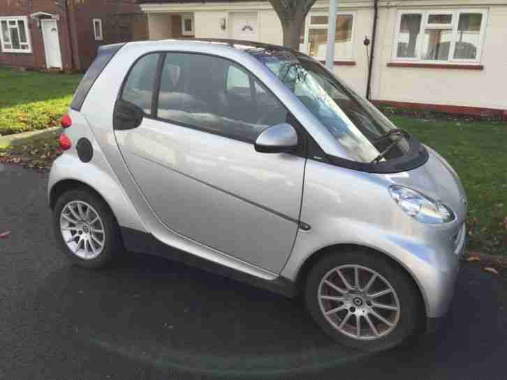**Smart ForTwo 2008. only 30,000 miles, Air Con, Great condition, Automatic**