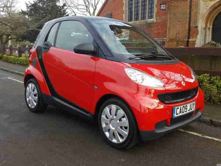 Smart ForTwo CABRIO PURE 71BHP WE HAVE