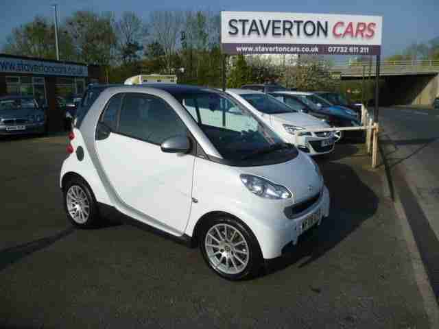 ForTwo Coupe Passion Auto PETROL
