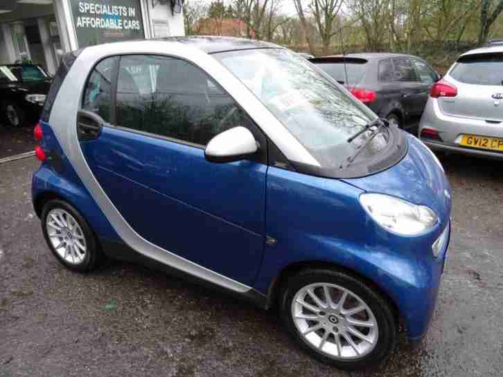 ForTwo Coupe Passion CDi DIESEL