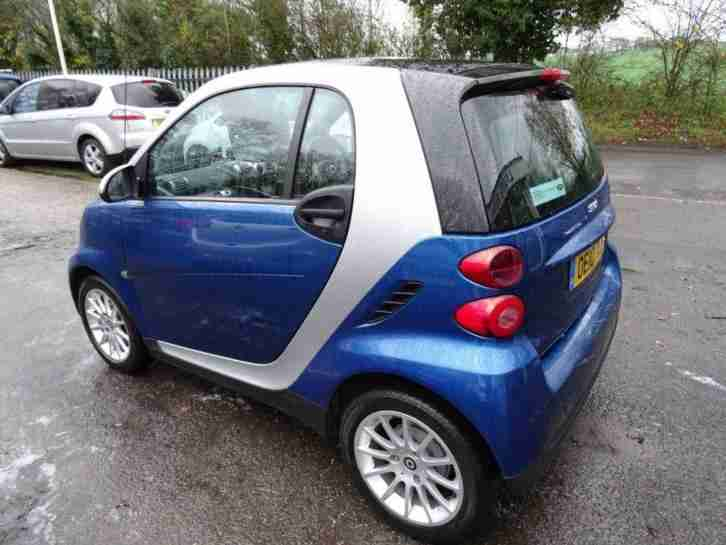 Smart ForTwo Coupe Passion CDi DIESEL AUTOMATIC 2010/10