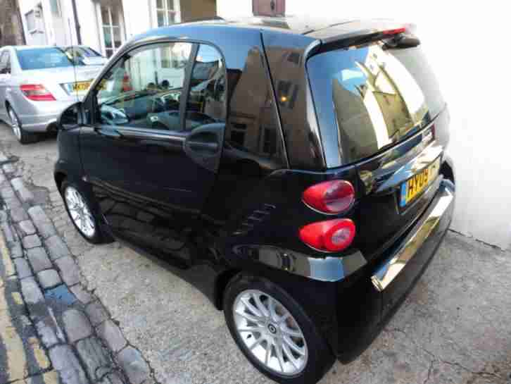 Smart ForTwo Coupe Passion Mhd auto PETROL AUTOMATIC 2009/09