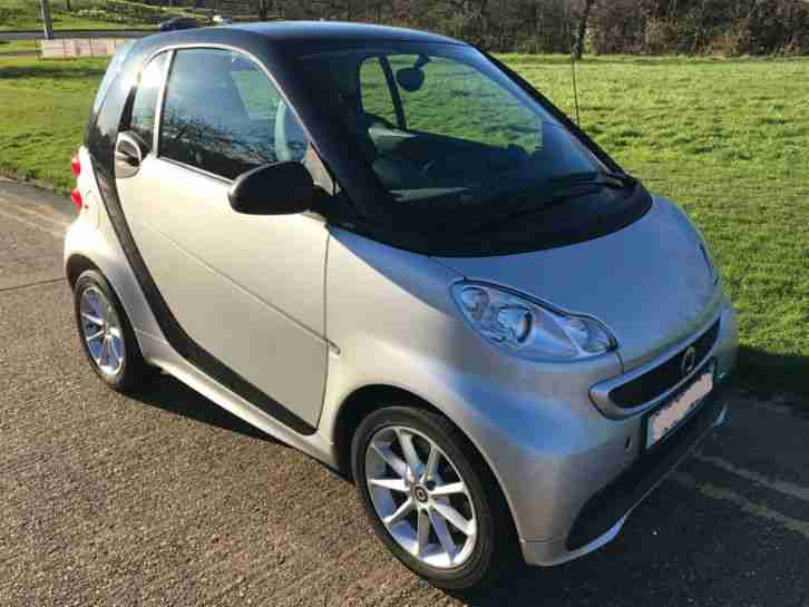 ForTwo Passion MHD Auto WITH POWER