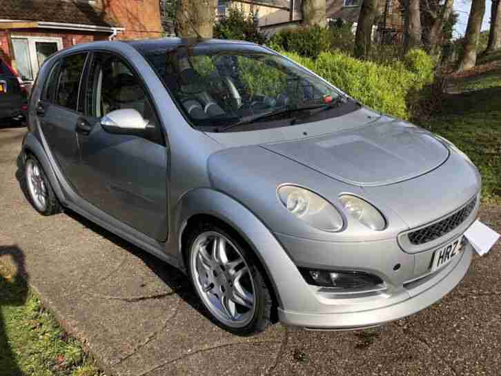 Forfour Brabus In Excellent Condition &