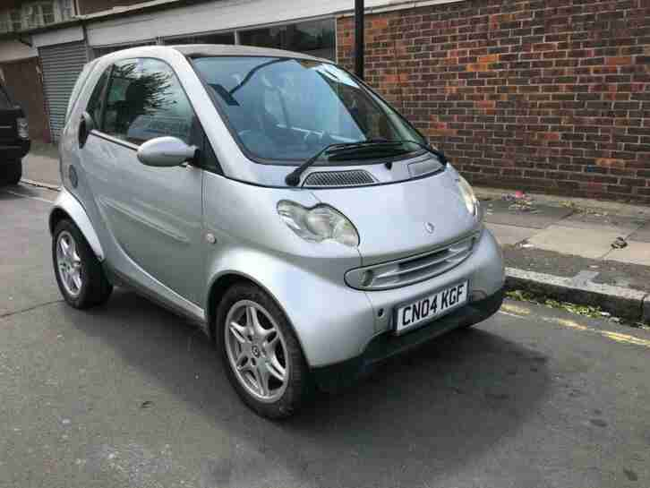 Smart Fortwo 0.07. Smart car from United Kingdom