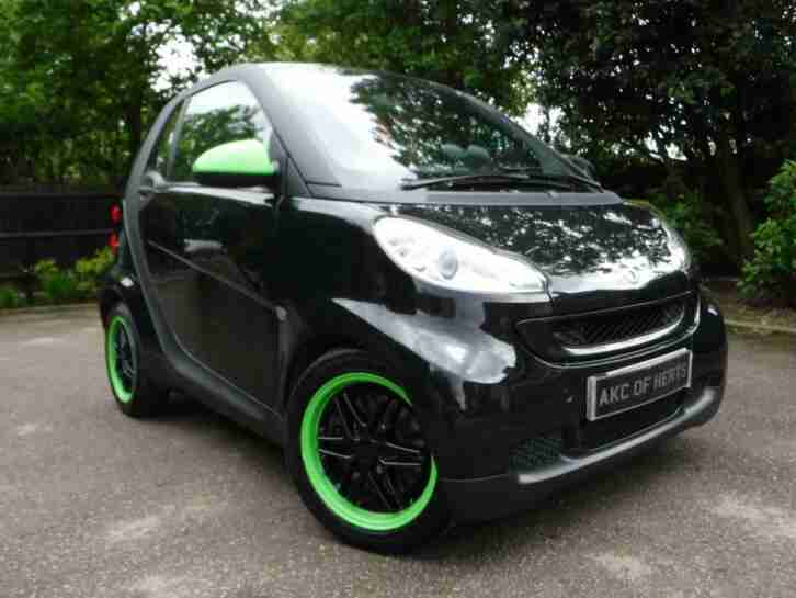 Fortwo 0.8 CDI Passion 2dr 2010 60Reg