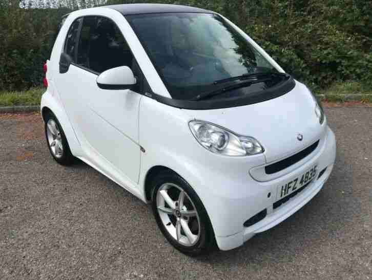 Fortwo 0.8 CDi Pulse Coupe Auto with