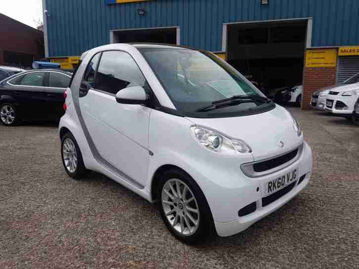 Fortwo 1.0 MHD Passion Softouch 2dr