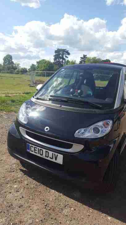 Smart Fortwo, 2010, FSH and years MOT(no advisories), 39,000 miles, Tax exempt