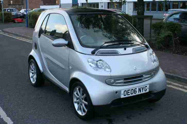 Smart Fortwo Automatic Full Smart History One