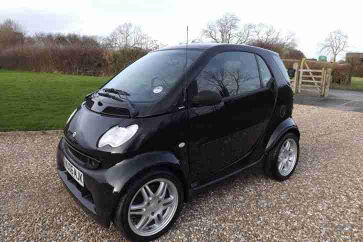 smart fortwo brabus just 35000 miles just 2 owners from new fsh. Black Bedroom Furniture Sets. Home Design Ideas