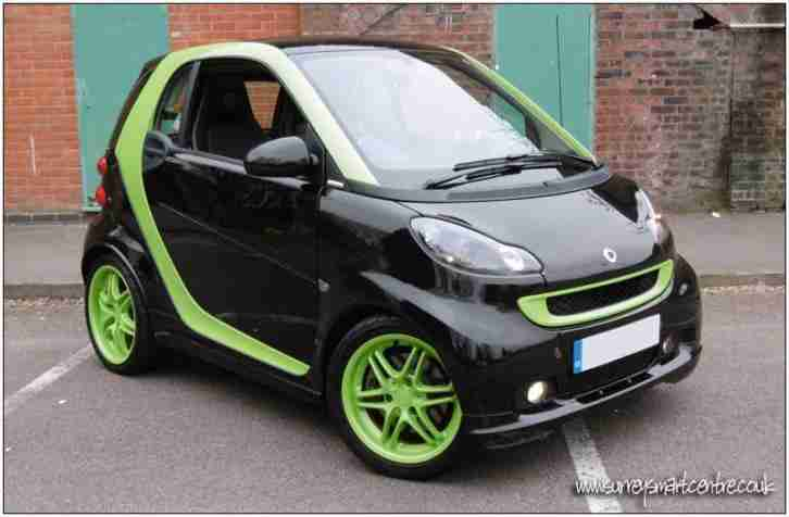smart fortwo brabus tailor made coupe car for sale. Black Bedroom Furniture Sets. Home Design Ideas