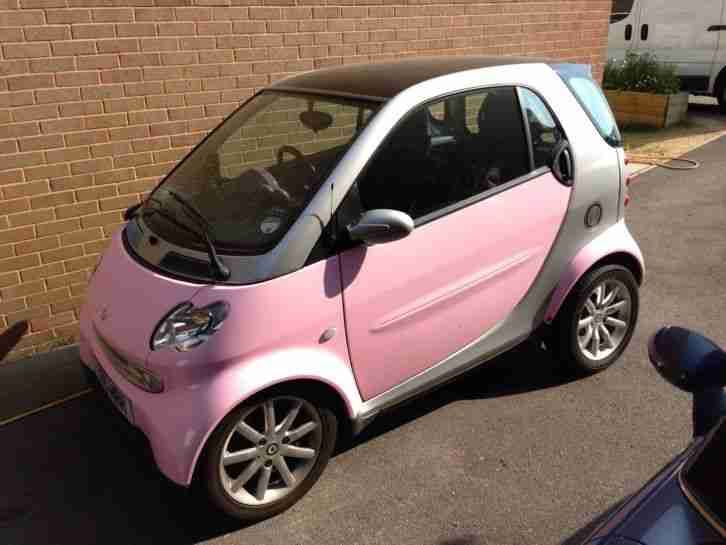 Smart Fortwo Passion Car For Sale