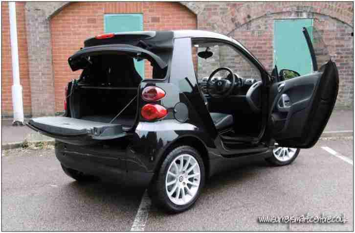Smart Fortwo Passion Cabriolet 84bhp (2007/57)
