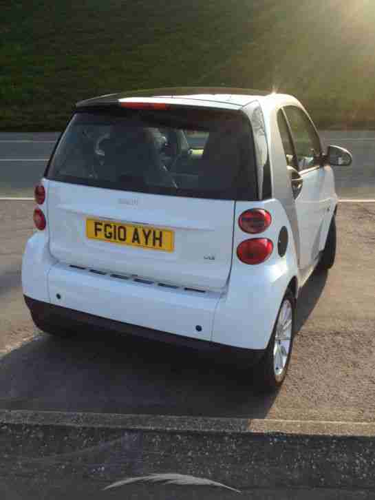 smart fortwo passion cdi diesel 2010 free road tax low mileage 12. Black Bedroom Furniture Sets. Home Design Ideas