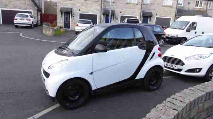 Smart Fortwo Pure MHD 1.0 Low mileage, £20 tax & low insurance, start/stop