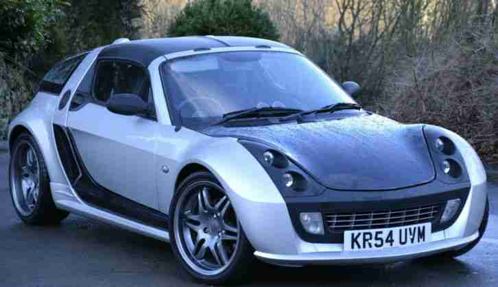 Roadster 0.7 Brabus 2004 WITH TARGA