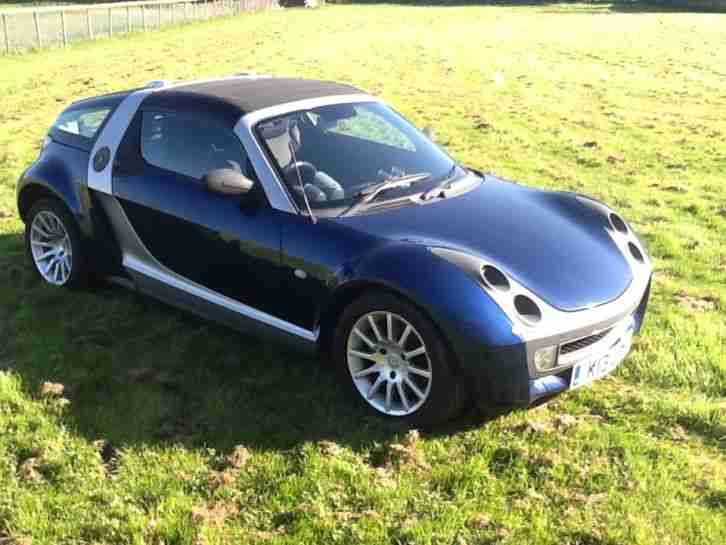 smart roadster coupe - photo #20