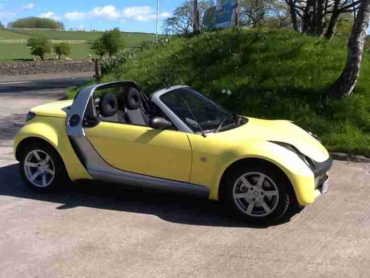 smart roadster with the rare hardtop car for sale. Black Bedroom Furniture Sets. Home Design Ideas