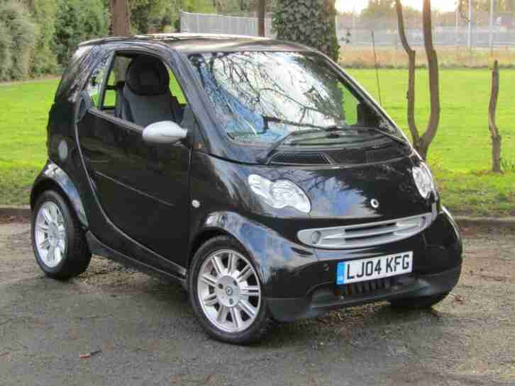 Smart Smart Fortwo Passion AUTOMATIC 37,000 MILES £30 TAX 1 OWNER IMMACULATE