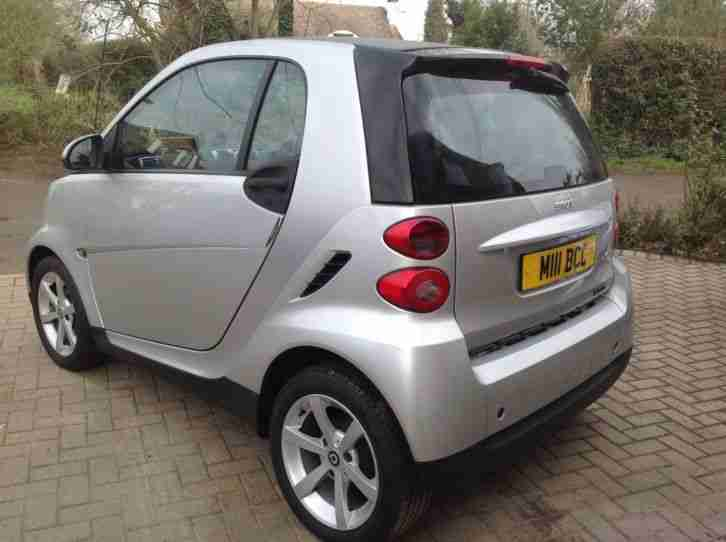 smart car fortwo diesel 33k miles only brabus paddle shift low reserve. Black Bedroom Furniture Sets. Home Design Ideas