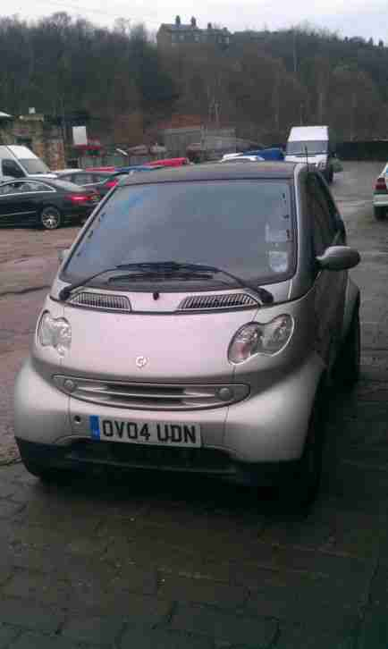Smart car, Passion, Fortwo city coupe 0.7 turbo