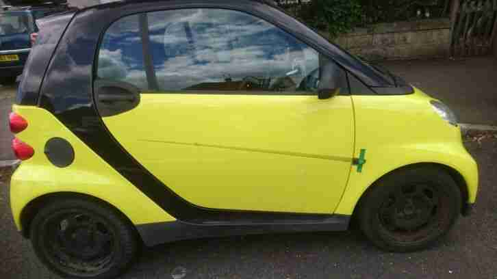 car fortwo 2008 for spares or repair