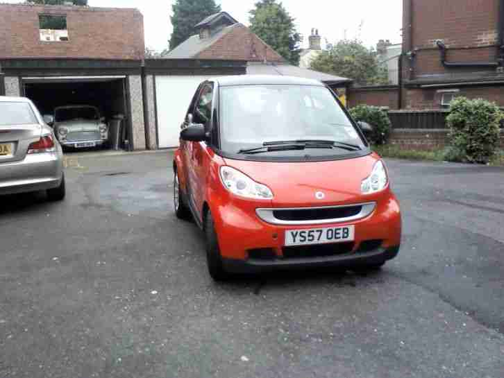Smart car fortwo pure