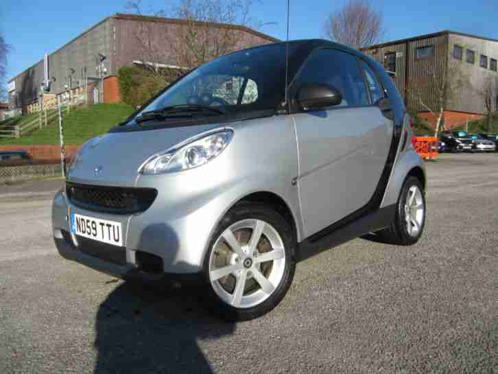 Smart Fortwo 0.8cdi. Smart car from United Kingdom