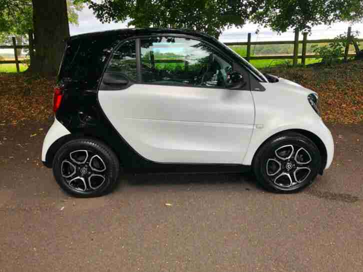 Smart fortwo 0.9 Premium Plus 2015 Prime + All The Toys + Looks Fab + 34K