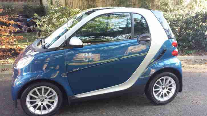 fortwo 1.0 ( 71bhp ) Passion
