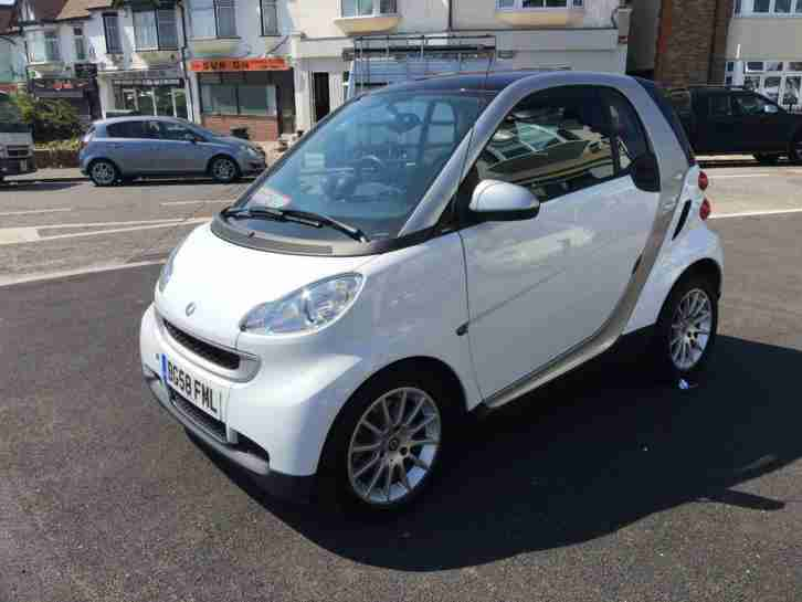 Smart fortwo 1.0 ( 71bhp ) Passion 2008 58 REG LOW MILES