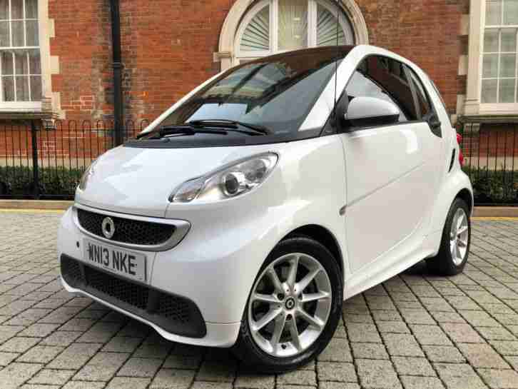 fortwo 1.0 ( 71bhp ) Softouch 2012MY