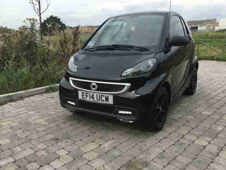 fortwo 1.0 ( 83bhp ) Softouch 2014