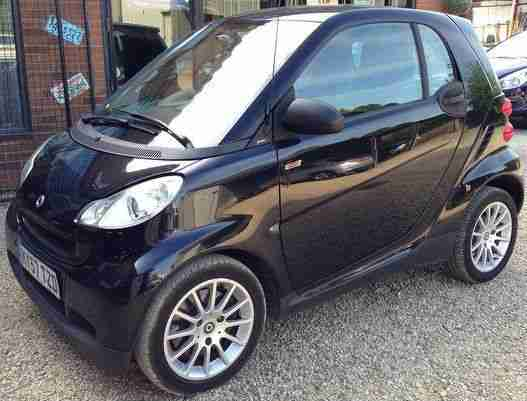 fortwo 1.0 Semi A Passion. GUARANTEED