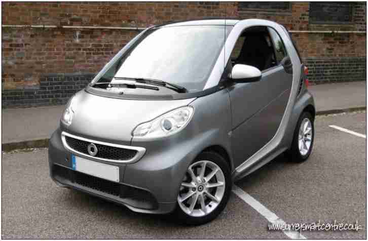 fortwo 1.0 mhd ( 71bhp ) Softouch